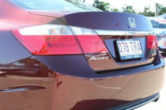 2013 Honda Accord 8th Gen VTi Sedan Image 4
