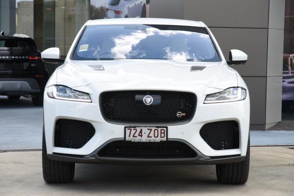 2019 MY20 Jaguar F-pace Suv Image 2