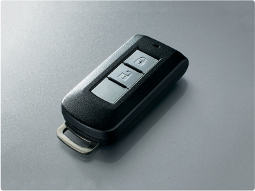 Smart key and one touch start Image