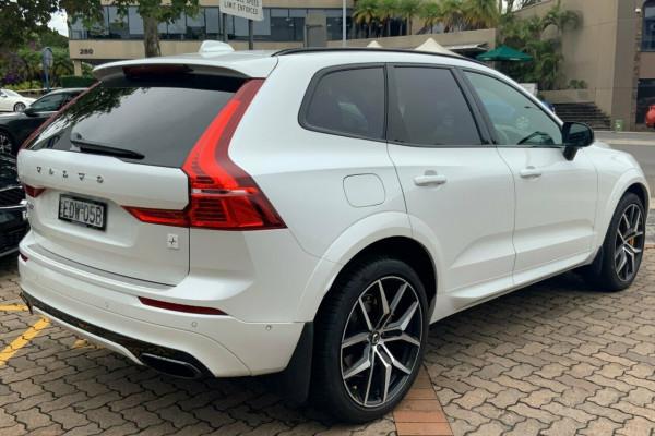 2019 MY20 Volvo XC60 246 MY20 T8 Polestar (Hybrid) Suv Image 4