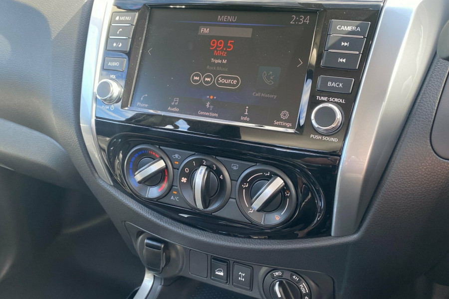 2021 Nissan Navara D23 Dual Cab SL Pick Up 4x4 Utility Image 10