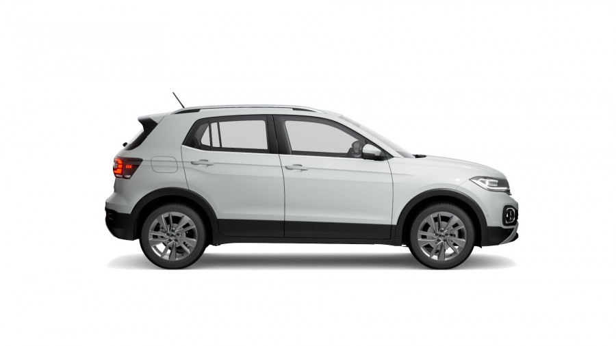 2021 Volkswagen T-Cross C1 85TSI Style Wagon Image 6