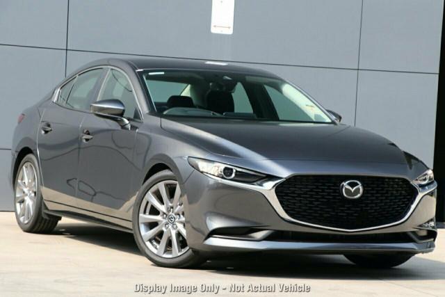 2021 MY20 Mazda 3 BP G20 Evolve Sedan Sedan