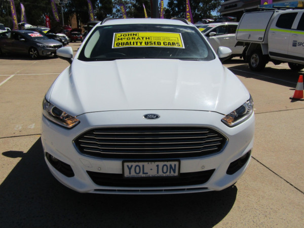 2016 Ford Mondeo MD Ambiente Wagon Wagon