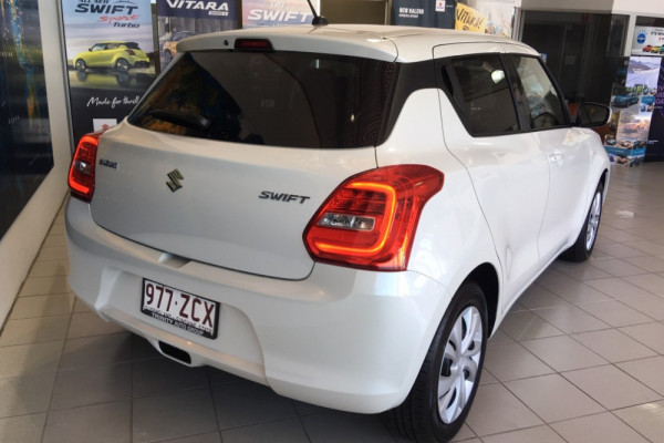 2019 MY17 Suzuki Swift AZ GL Hatchback Image 3
