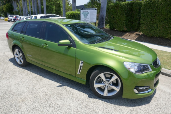 Holden Commodore MY16 VF