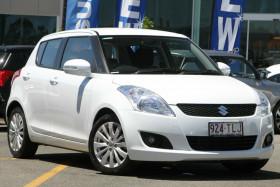 Suzuki Swift GLX FZ