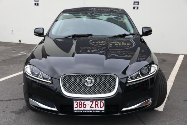 2013 Jaguar Xf X250 MY13 Premium Sedan
