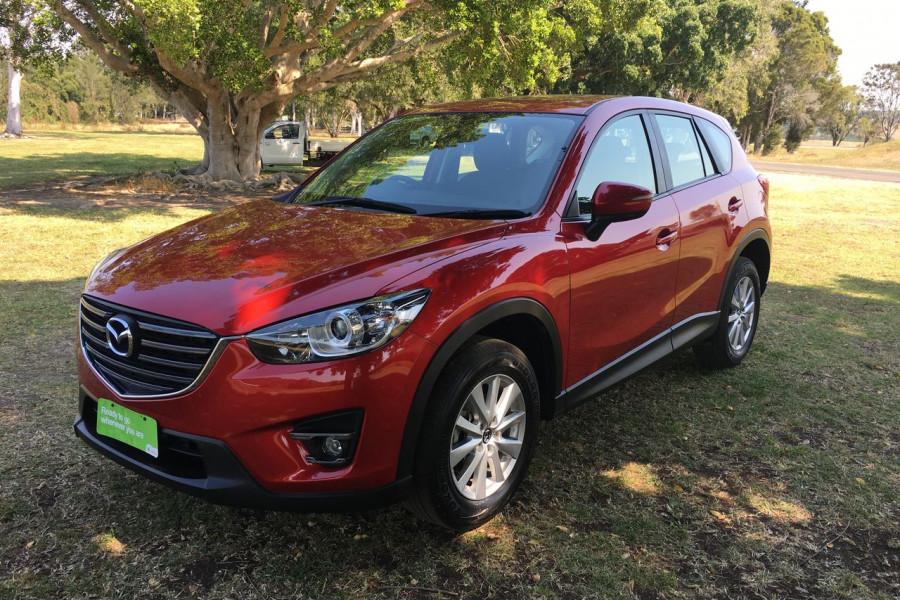 2015 Mazda Cx-5 KE1071 MY14 Maxx Suv