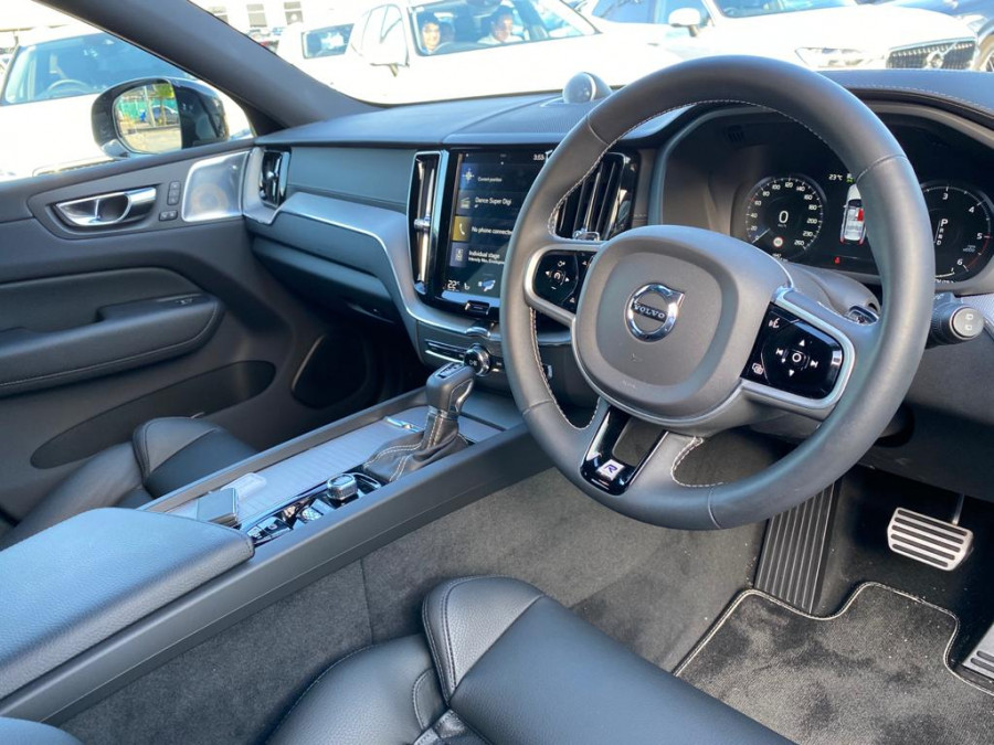 2019 MY20 Volvo XC60 UZ D5 R-Design Suv Image 7