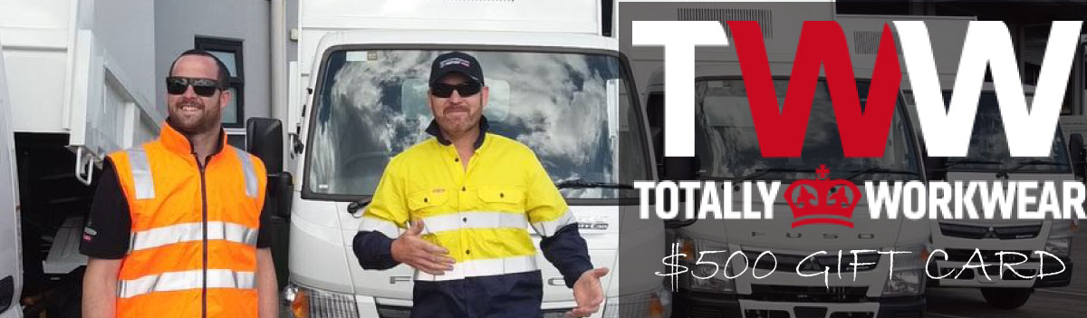 BEN & TERRY STAR IN TIPPER + TOTALLY WORKWEAR VIDEO