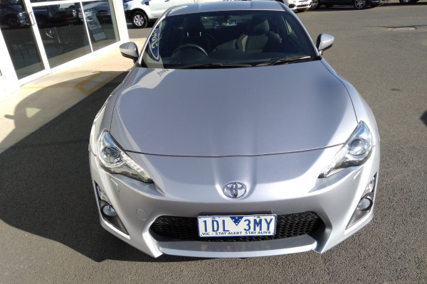 2014 Toyota 86 ZN6 GTS Coupe Image 3