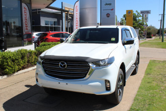 2021 Mazda BT-50 TF GT Cab chassis Image 5