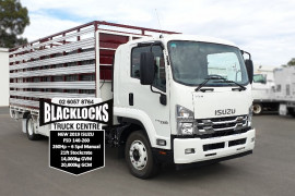 Isuzu FSD Manual 140-260