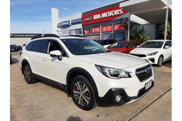 2018 Subaru Outback B6A  2.5i Premium Suv Image 3