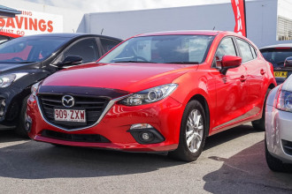 2016 Mazda 3 BM Series Touring Hatchback