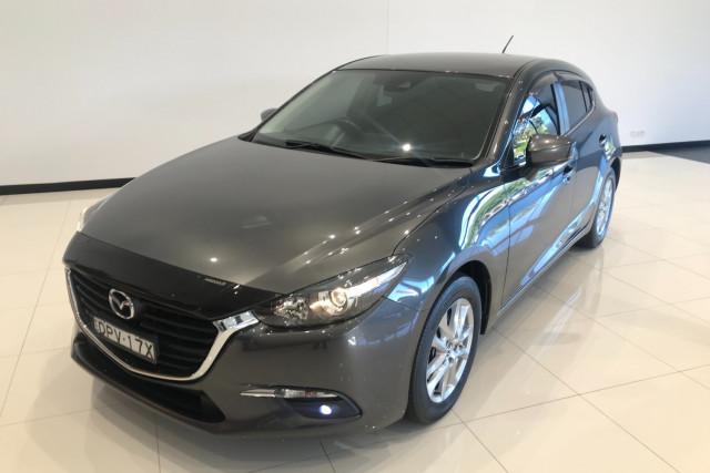 2017 Mazda 300lah5m MAZDA3 L 1 Hatch