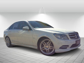 Mercedes-Benz C250 CGI Avantgarde W204 MY10