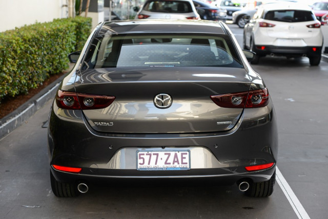 2019 Mazda 3 BP G20 Pure Sedan Sedan Image 4