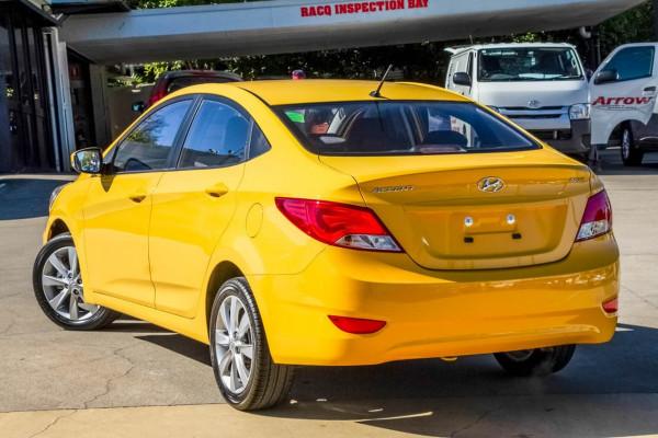 2018 Hyundai Accent RB6 MY18 Sport Sedan Image 2