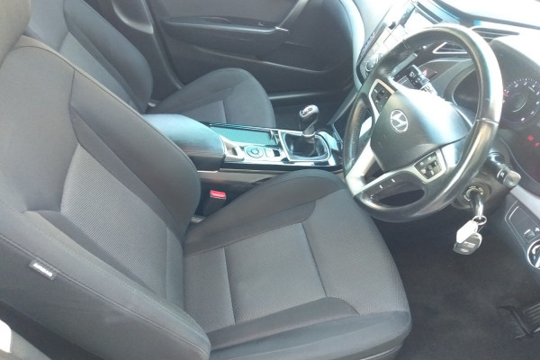 2013 Hyundai I40 VF2 ACTIVE Wagon Mobile Image 16