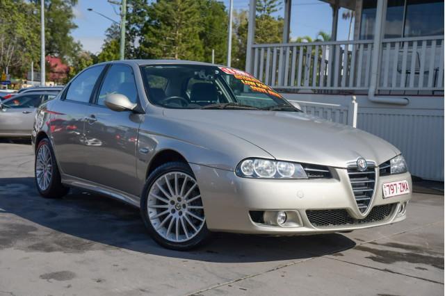 2004 Alfa Romeo 156 (No Series) MY04 JTS Selespeed Sedan
