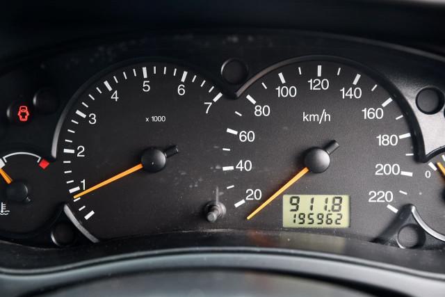 2003 Ford Focus LR MY03 CL Hatchback Image 11