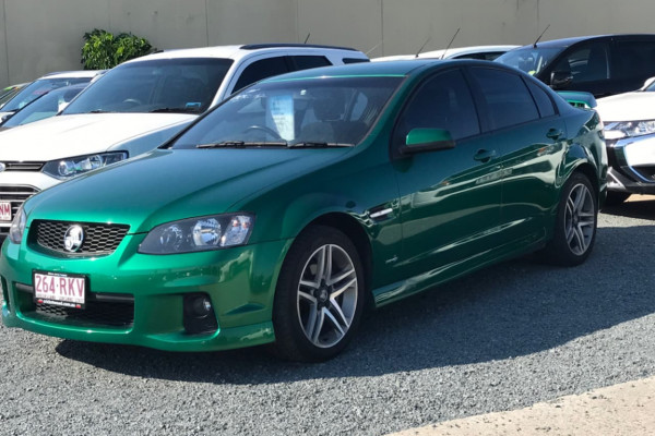 Holden Commodore SV6 VE