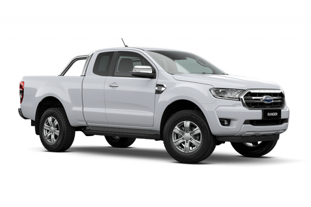 2020 MY20.75 Ford Ranger PX MkIII XLT Super Cab Utility Image 2