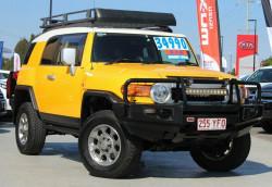 Toyota FJ Cruiser GSJ15R