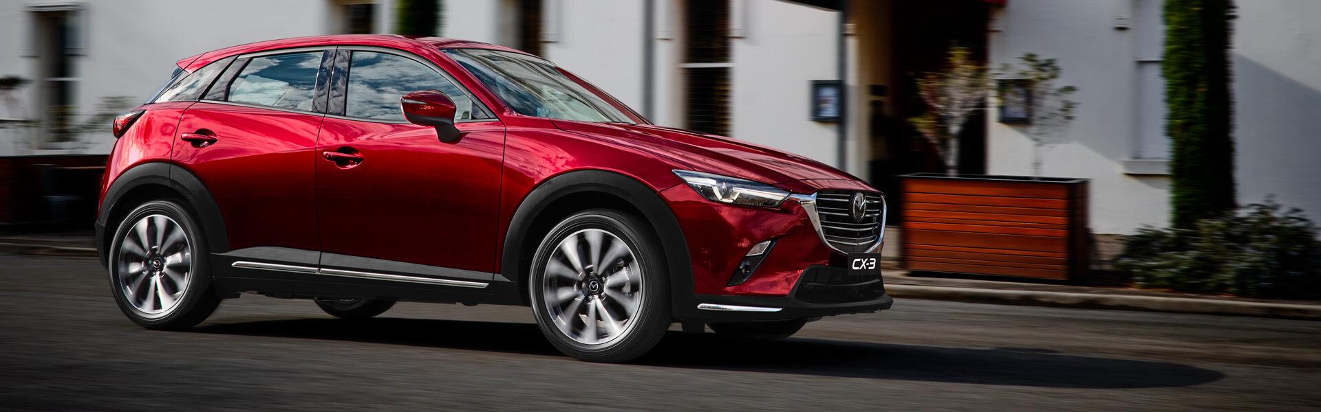 New Mazda Cx 3 For Sale In Gold Coast Southport Mazda