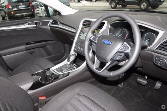 2016 MY17 Ford Mondeo MD Ambiente Hatch Hatchback