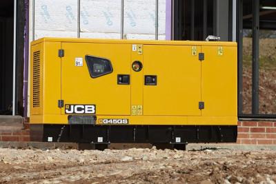 New JCB 8-700kVa Generator Range