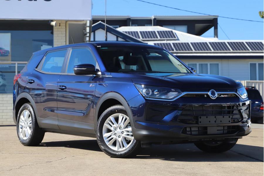 2021 SsangYong Korando C300 EX Wagon