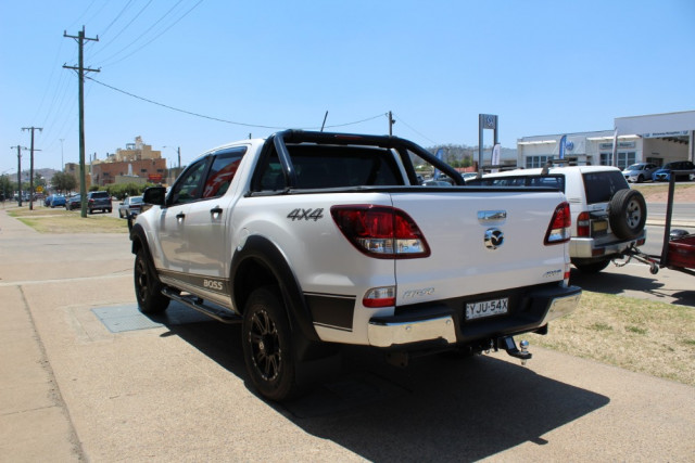 2019 Mazda BT-50 UR 4x4 3.2L Dual Cab Pickup Boss Cab chassis Mobile Image 9