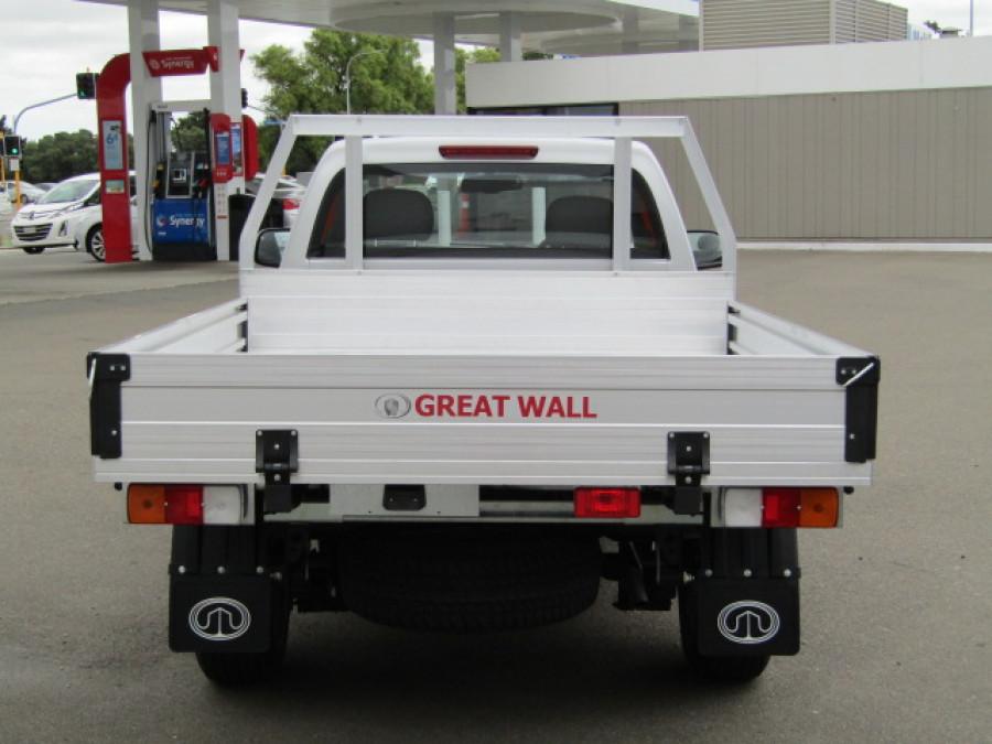 2020 Great Wall Steed Single Cab 4x4 Aluminium Tray Utility