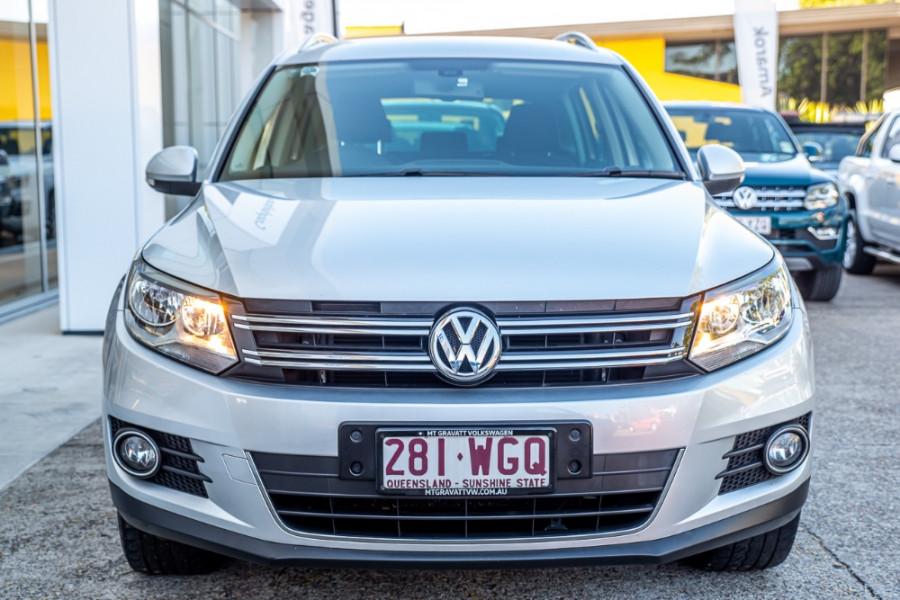 2015 Volkswagen Tiguan 132TSI