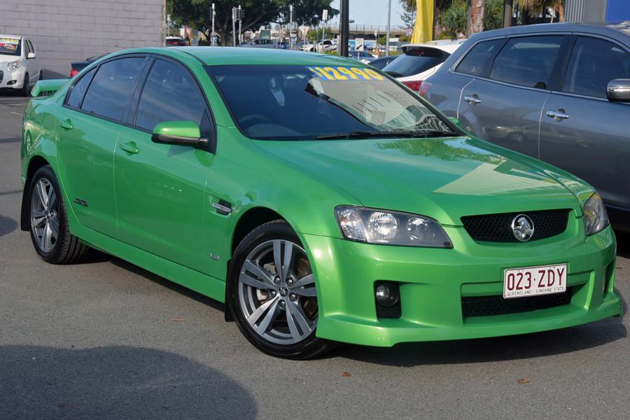 2008 MY09 Holden Commodore VE MY09 SS Sedan
