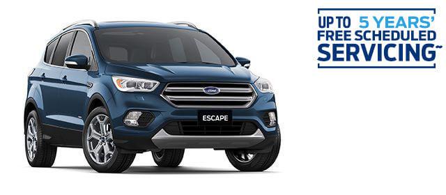 Escape Titanium Petrol AWD