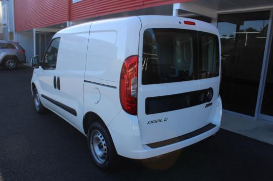 Print 2017 Fiat Doblo 263 Series 1 Swb Cargo Van Van Cricks Nambour