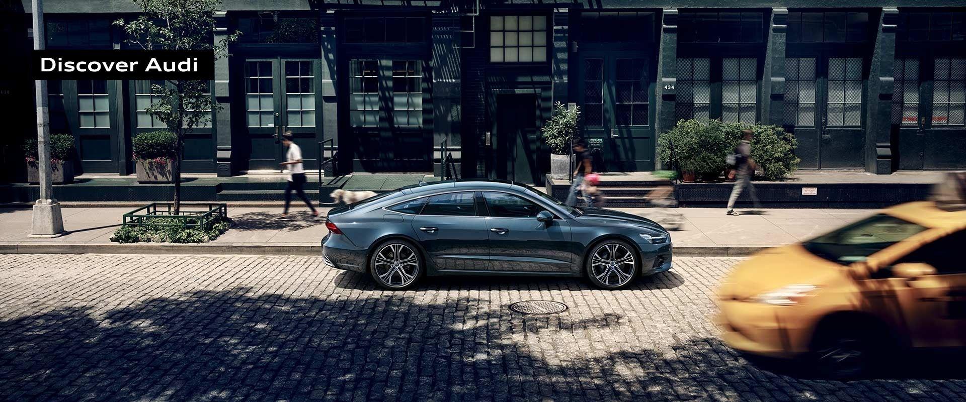Discover Audi