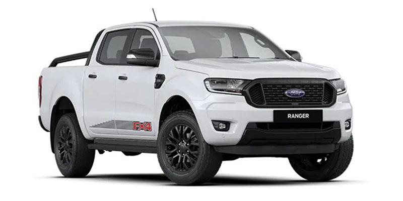 2019 MY20.25 Ford Ranger PX MkIII FX4 Utility