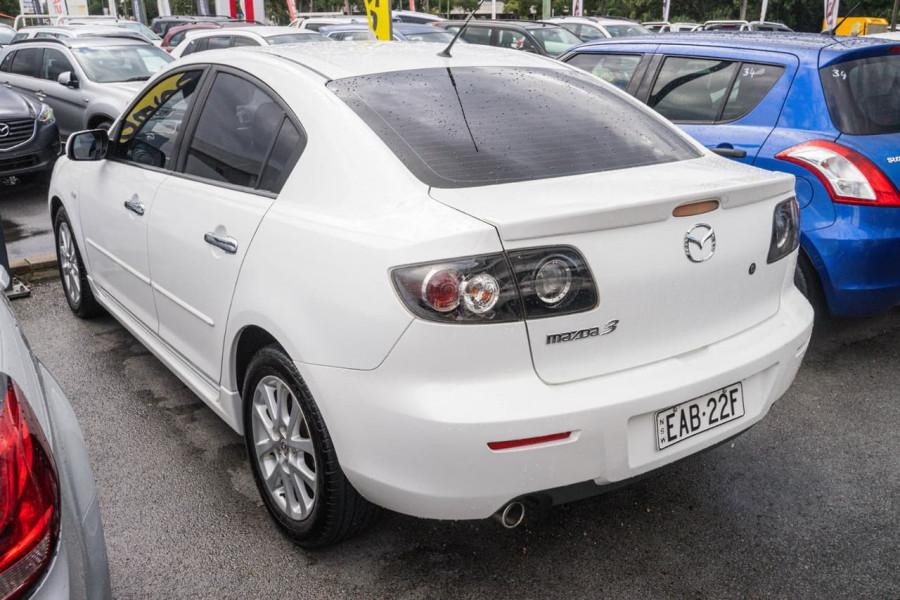 2008 Mazda 3 BK Series 2 Maxx Sport Sedan