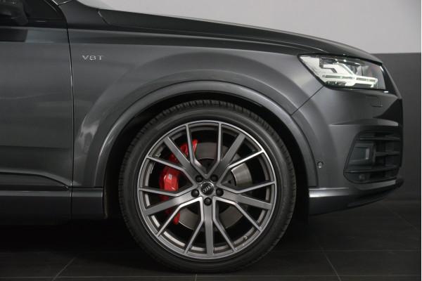 2018 Audi Sq7 Audi Sq7 4.0 Tdi V8 Quattro Auto 4.0 Tdi V8 Quattro Suv Image 5