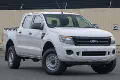 Ford Ranger XL Double Cab 4x2 Hi-Rider PX