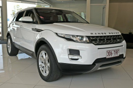 Land Rover Range Rover Evoque SD4 Pure L538