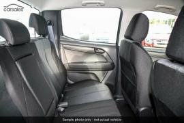 2018 Isuzu UTE D-MAX -- 4x4 SX Crew Cab Ute Utility