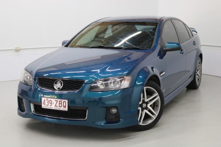 2013 MY12.5 Holden Commodore VE II MY12.5 SV6 Sedan