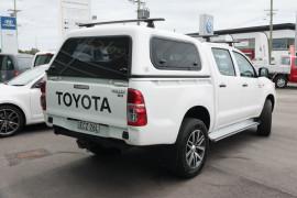 2014 Toyota HiLux KUN26R MY14 SR Utility