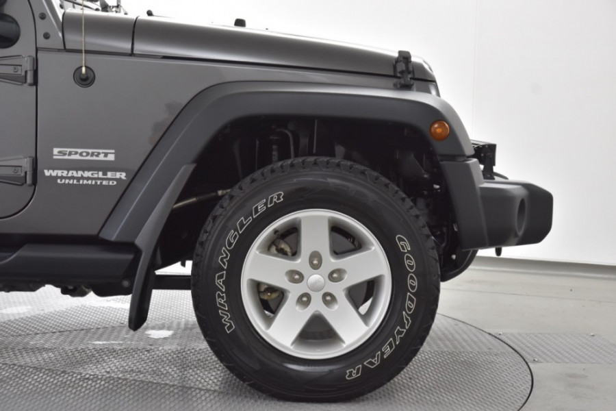 2016 Jeep Wrangler JK MY2016 Unlimited Softtop Image 20